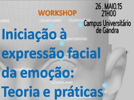 CESPU: Workshop Expressão facial