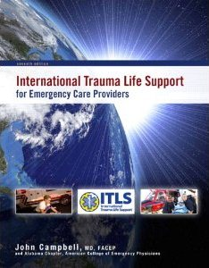 "Curso ""International Trauma Life Support"" (ITLS)"